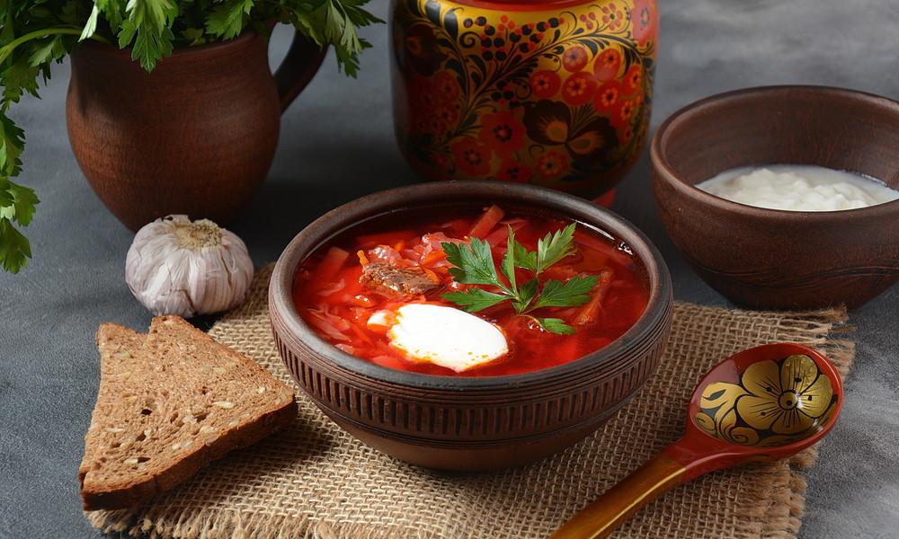 Die Schlacht um Borschtsch – Ukraine will Russland berühmte Rote-Bete-Suppe abstreitig machen