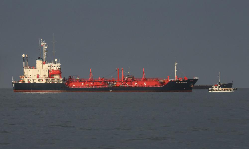 """Türkei droht mit """"ernsten Konsequenzen"""" nach Beschlagnahme von  Schiff vor Libyen"""