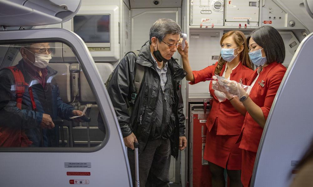 """AirAsia-Geschäftsführer: """"Asien lässt wohl niemanden ohne Impfung einreisen"""""""