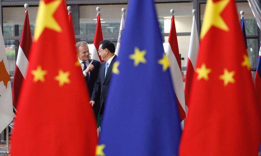"""EU-Diplomat kritisiert angebliche """"Zwangsdiplomatie"""" und """"Wolfskrieger""""-Einstellung Chinas"""