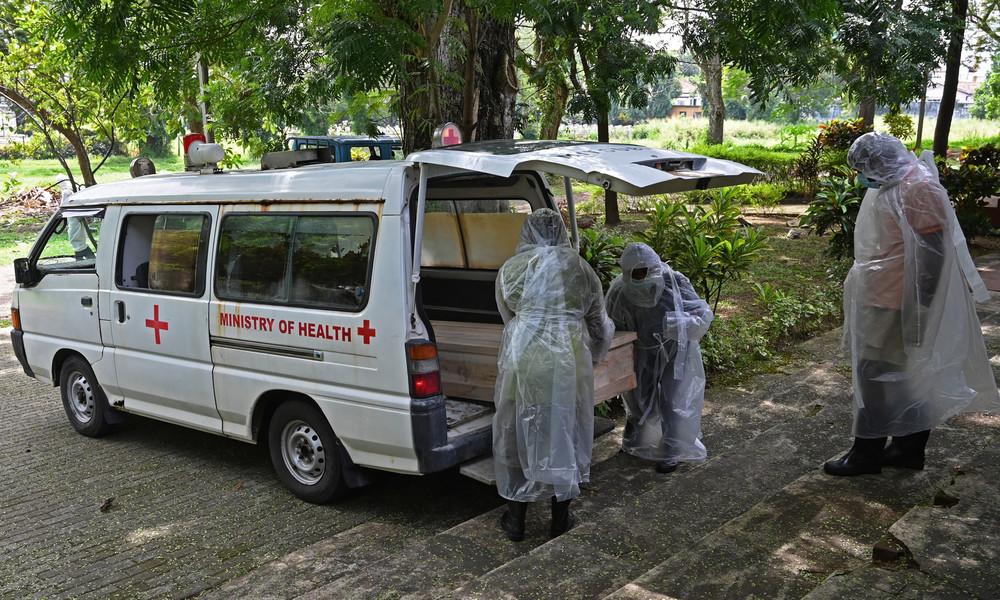 Sri Lanka schreibt Einäscherung von Toten mit COVID-19 vor – Muslime lassen Tote in Leichenhallen
