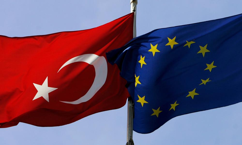 """Der Türkei bleiben harte EU-Sanktion erspart – NATO empfahl der EU einen """"positiven Ansatz"""""""