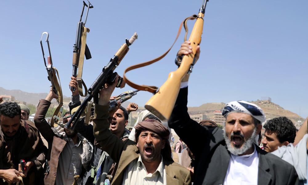 USA setzen weitere Personen aus Russland, Haiti und Jemen auf schwarze Liste