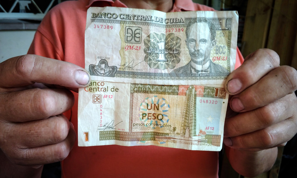 Kuba schafft System der Doppelwährung ab