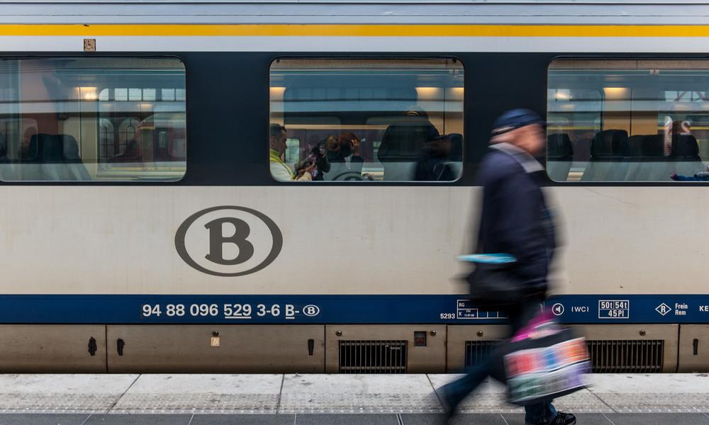 Belgien: Bombendrohung gegen jüdische Zugpassagiere