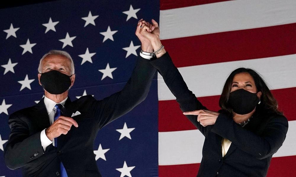 Time Magazine kürt Joe Biden und Kamala Harris zu Personen des Jahres