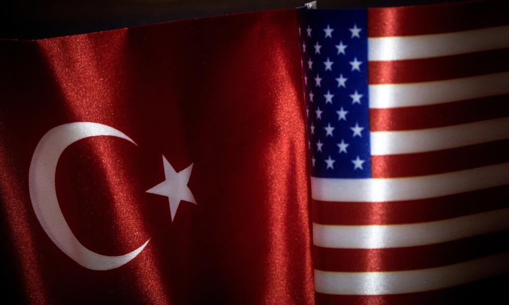 Türkei: Nach EU- nun auch US-Sanktionen