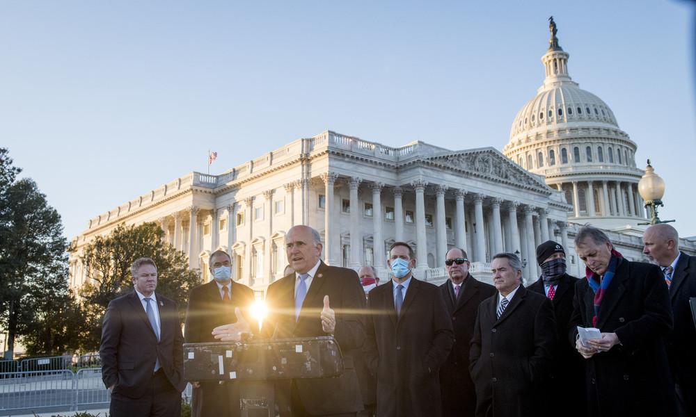 US-Senat verabschiedet hohen Verteidigungshaushalt und Sanktionen gegen Russland und Nord Stream 2