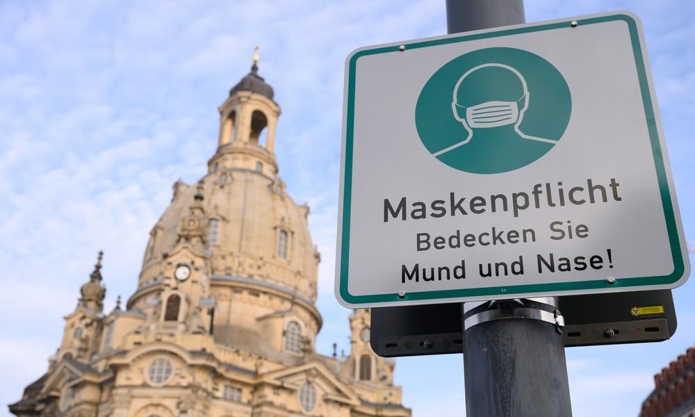 """""""Gefahr für Leib und Leben"""": Oberverwaltungsgericht verbietet """"Querdenken""""-Demo in Dresden"""