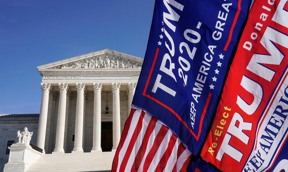 US-Justiz weist Klage von Texas gegen Wahlausgang ab – Republikaner schlagen neue Staatenunion vor