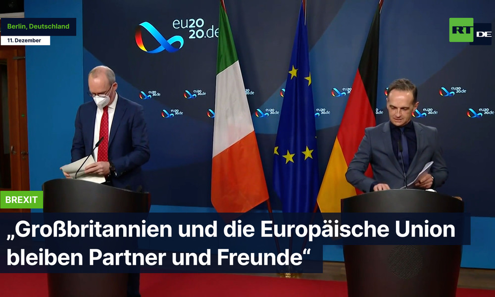 Berlin: Beim Aufbau einer Post-COVID-Wirtschaft wollen Großbritannien und EU Partner bleiben