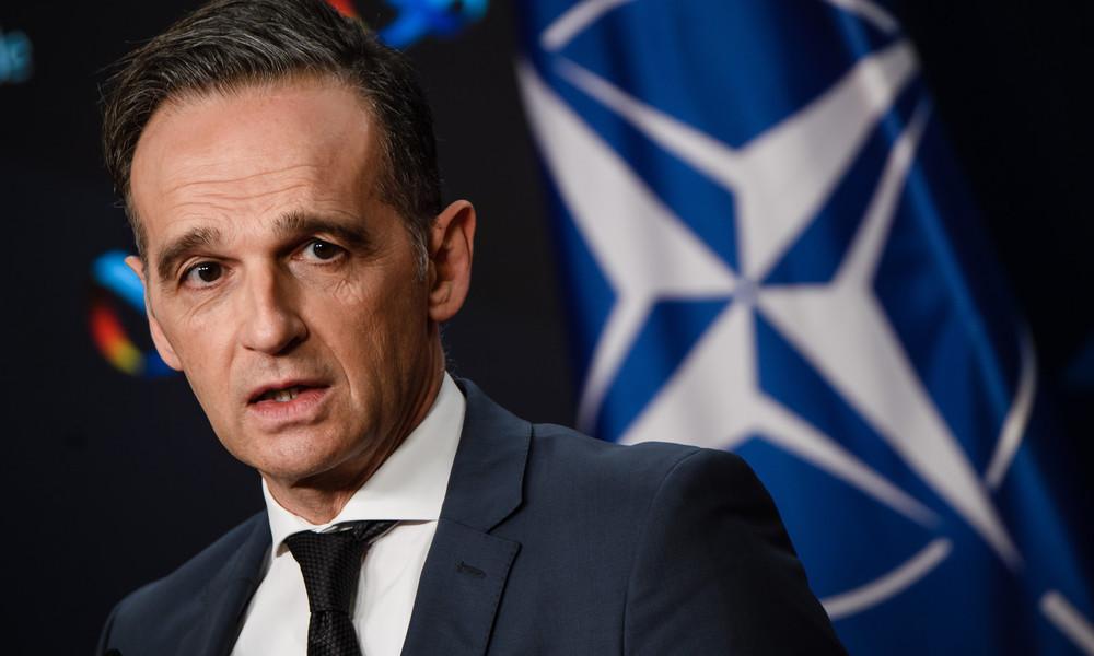 """""""Da finden viele die NATO doof"""" – Heiko Maas wendet sich an seine Partei"""