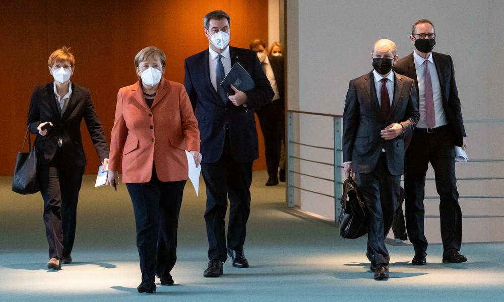 Das öffentliche Leben drastisch herunterfahren – was Bund und Länder zum Lockdown beschließen