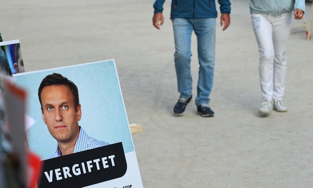 Doppelt hält besser? Nawalny angeblich zwei Mal mit Nowitschok vergiftet