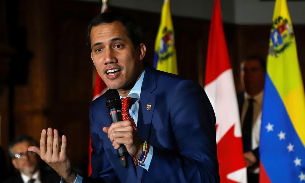 """""""Volksbefragung"""" in Venezuela: Juan Guaidó beansprucht Mehrheit und löscht alle Abstimmungsdaten"""