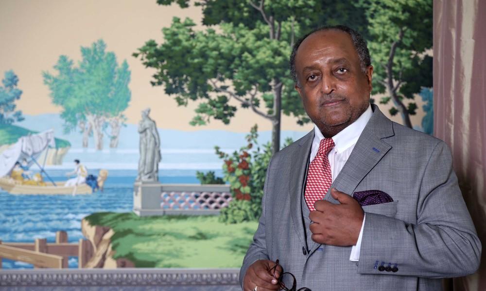 """Prinz Asserate von Äthiopien – """"Wo sind denn eure demokratischen Werte?"""""""