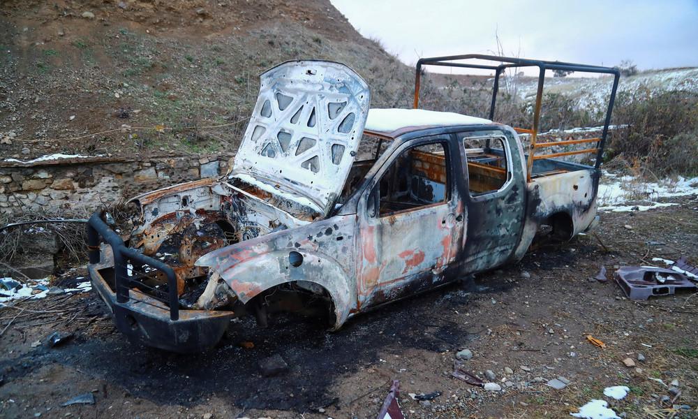 Konflikt um Bergkarabach: Neue Zwischenfälle überschatten Waffenstillstand