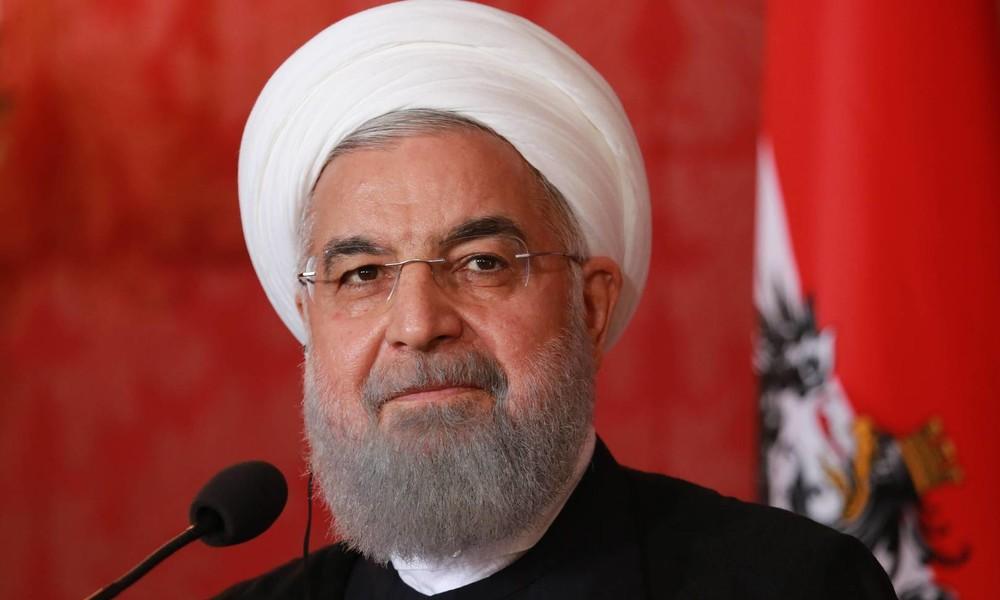 Iran: Rohani will Atomabkommen nicht aufgeben