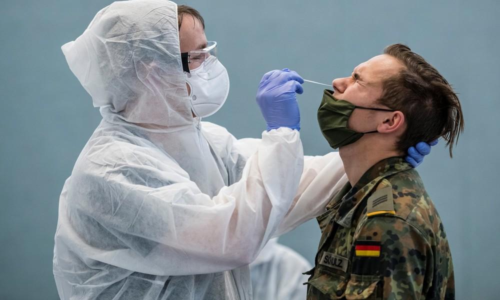 Kommt nun doch eine Impfpflicht? Bundeswehrsoldaten sollen vor COVID-19 geschützt werden