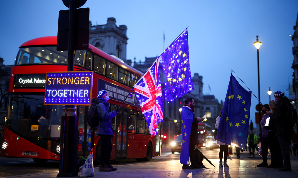 Französischer Finanzminister: Brexit ist Wahnsinn – Briten werden die großen Verlierer sein