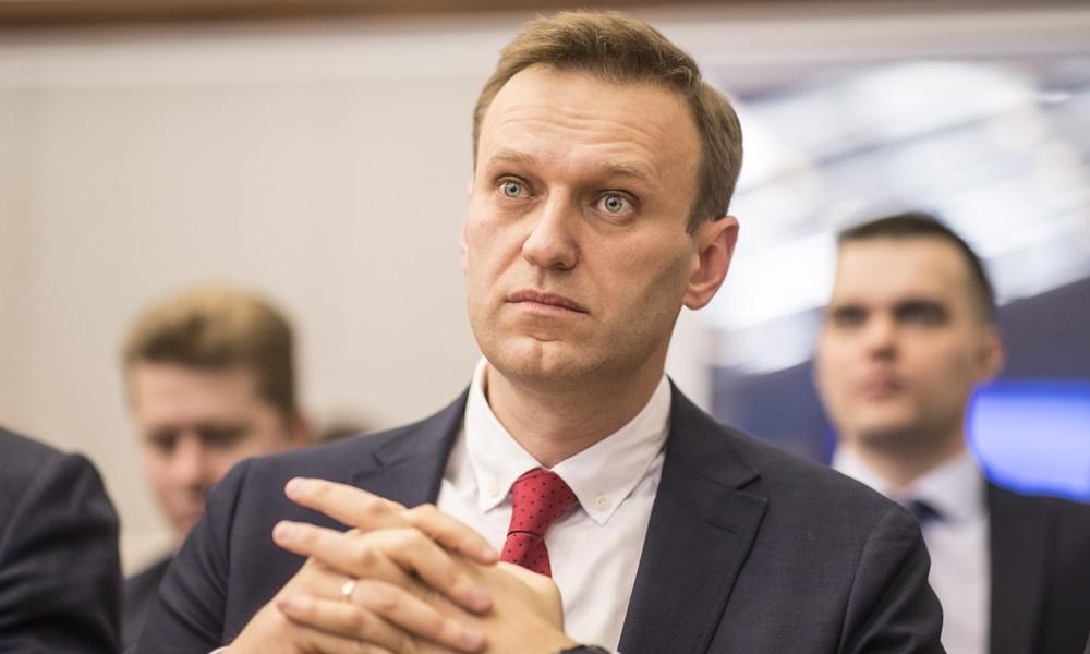 """""""Staatsterrorismus"""": Alexei Nawalny veröffentlicht Fotos von Männern, die ihn vergiftet haben sollen"""