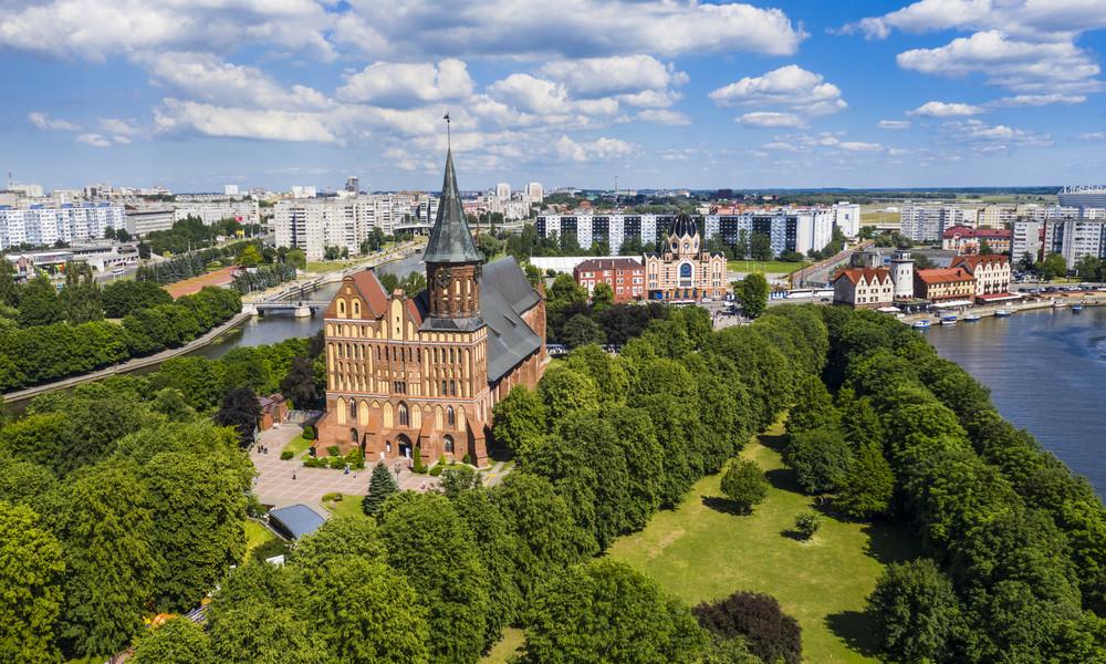 TripAdvisor kürt Kaliningrad zum aufstrebendsten Reiseziel des Jahres