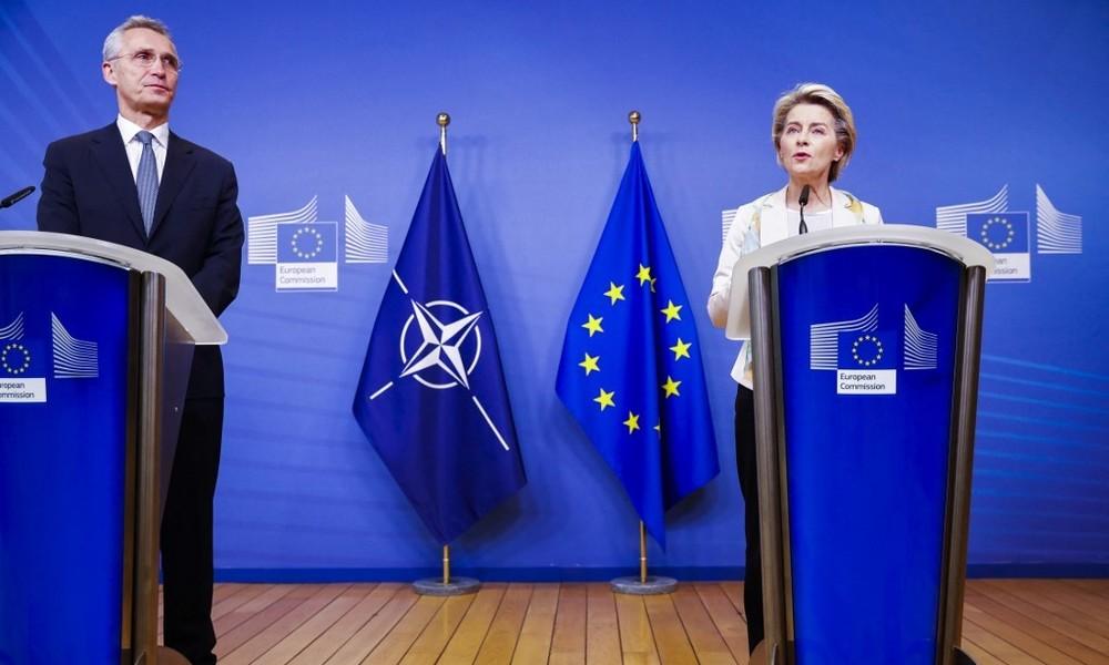 """NATO kritisiert Atomwaffen-Verbot der UNO und betont Notwendigkeit des """"nuklearen Potentials"""""""