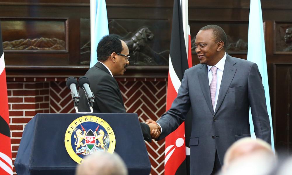 Horn von Afrika: Somalia bricht alle diplomatischen Brücken zu Kenia ab