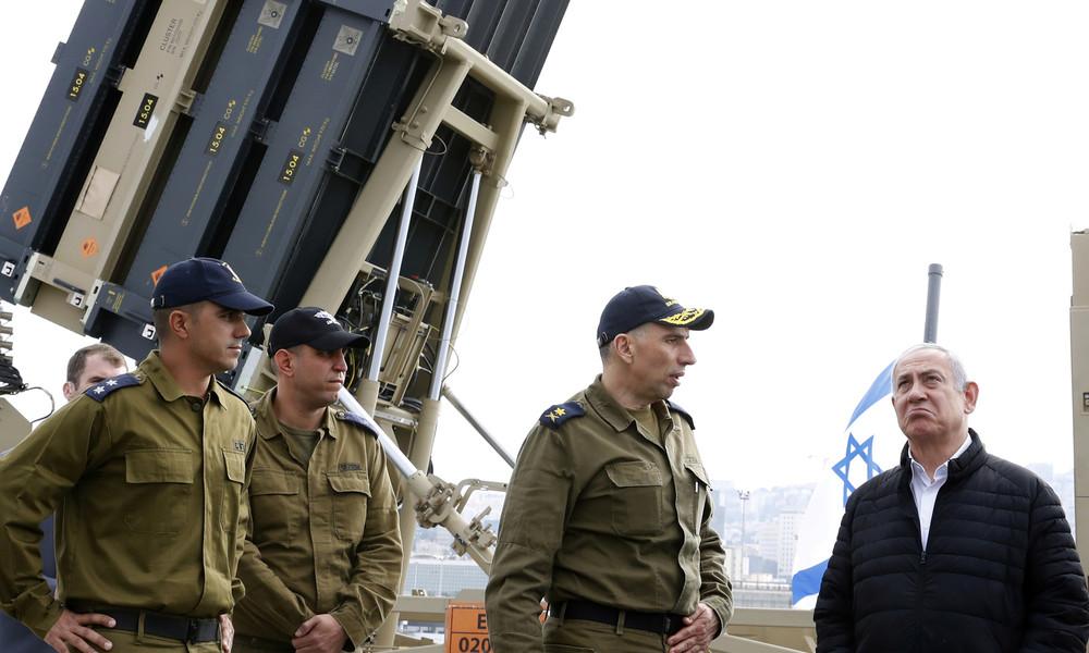 Israel erwägt eine gemeinsame Raketenabwehr mit Golfstaaten
