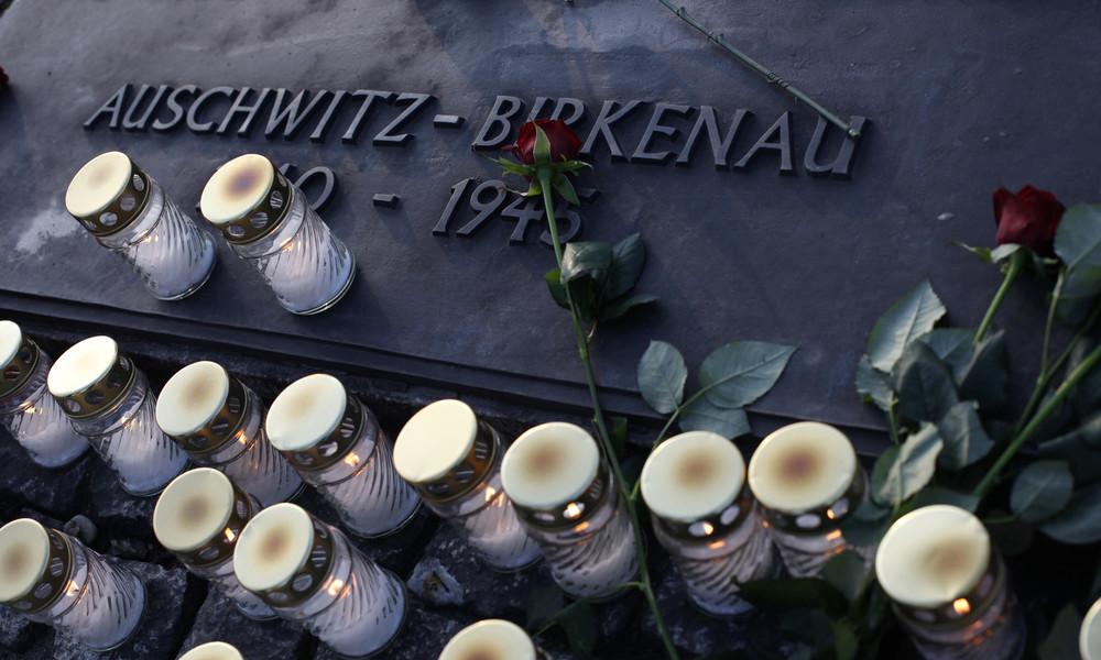 Wegen Corona: Gedenkfeier zum Jahrestag der Befreiung von Auschwitz im Online-Format