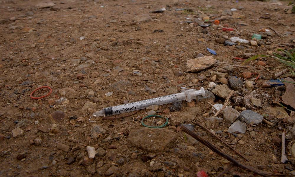 Schottland meldet die meisten Drogentoten seit Beginn der Aufzeichnungen vor mehr als 20 Jahren