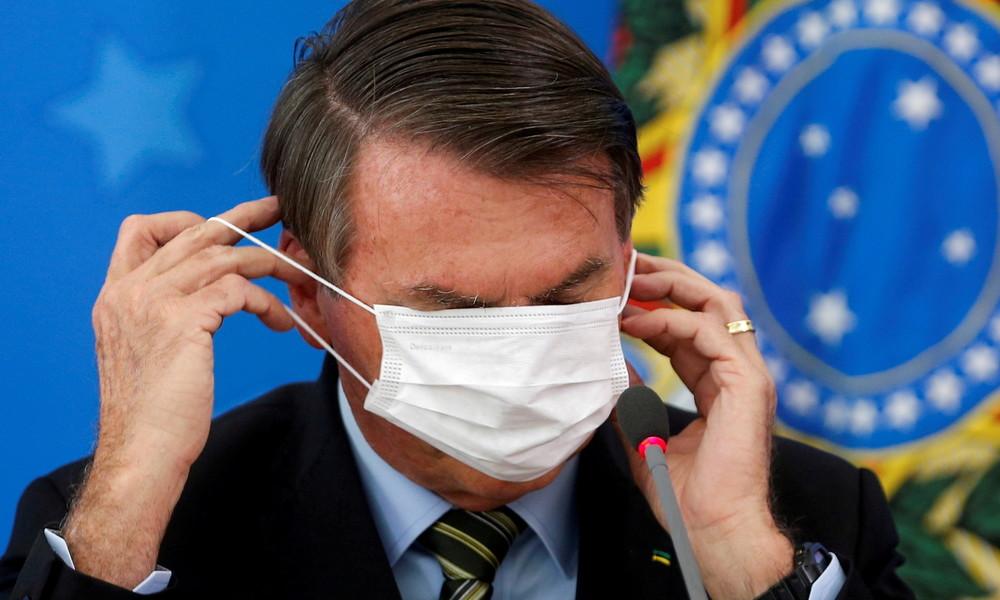"""Jair Bolsonaro will sich nicht impfen lassen: """"Mein Leben ist in Gefahr? Das ist mein Problem"""""""