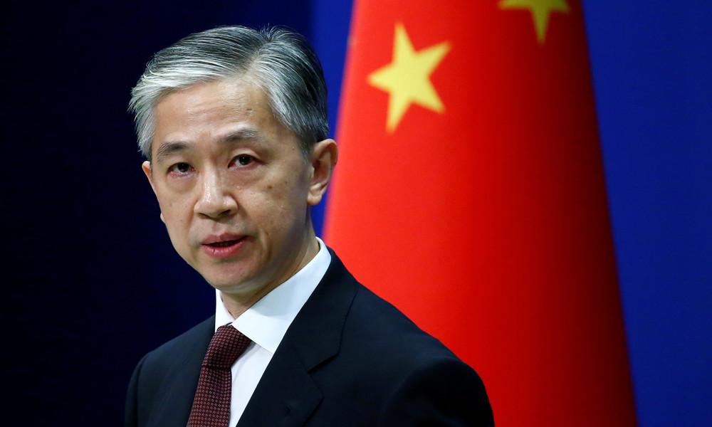 Demokratie als Vorwand zur Einmischung: China entgegnet britischen Vorwürfen zu Hongkong