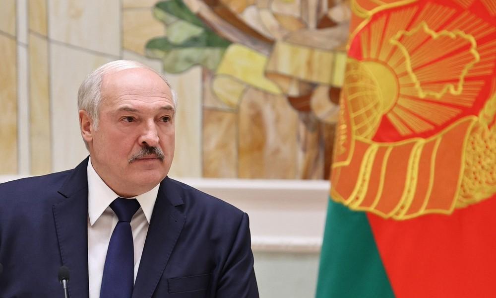 EU einigt sich auf drittes Sanktionspaket gegen Weißrussland