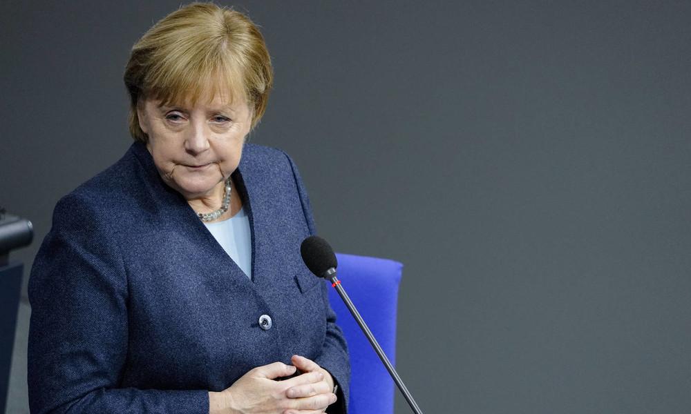 Fragestunde im Bundestag: Abrechnung mit Merkels Corona-Politik