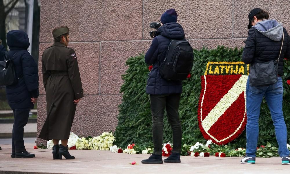 """Sacharowa kritisiert """"beharrliches Schweigen"""" des Westens zur Lage der Journalisten in Lettland"""