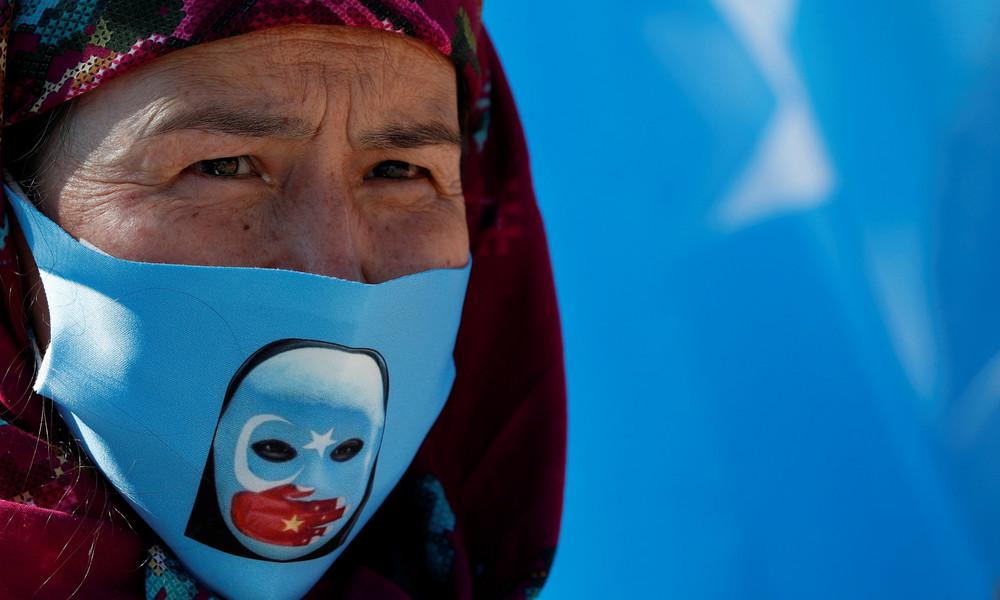 """London: Es gibt """"glaubwürdige"""" Beweise für Zwangsarbeit in  Xinjiang"""