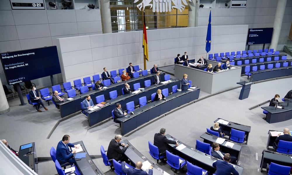 LIVE: 202. Sitzung des Deutschen Bundestages
