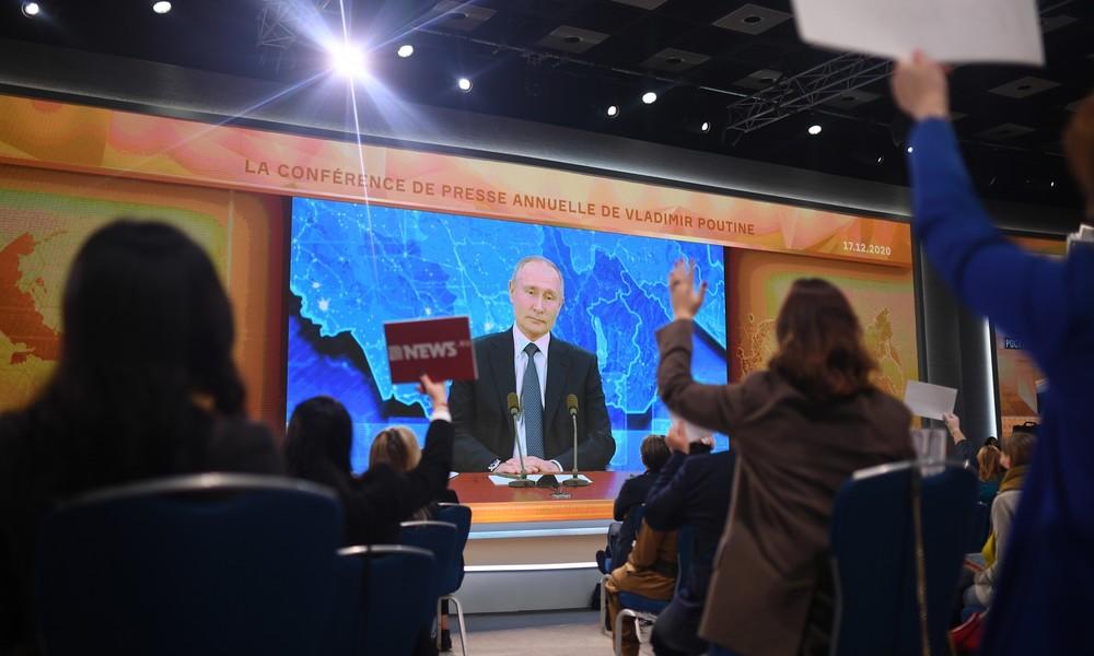 """Wladimir Putin über russische Hacker und US-Wahlen: """"Alles Spekulationen"""""""