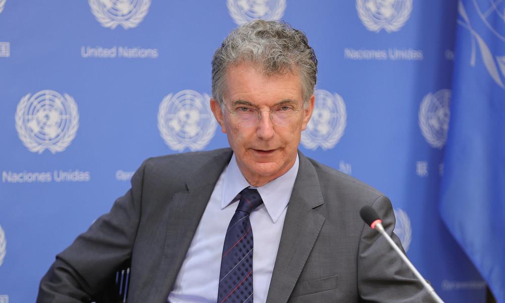 """""""Sie werden uns nicht fehlen"""": Moskau und Peking kontern deutsche Attacke im UN-Sicherheitsrat"""