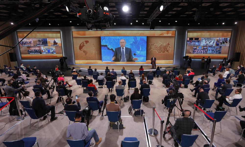 """Putin: """"Nord Stream 2 ist für die europäische und deutsche Wirtschaft rentabler als US-Flüssiggas"""""""
