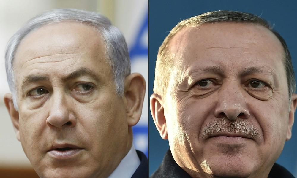 Erdoğan soll einen Botschafter der Türkei für Israel ernannt haben