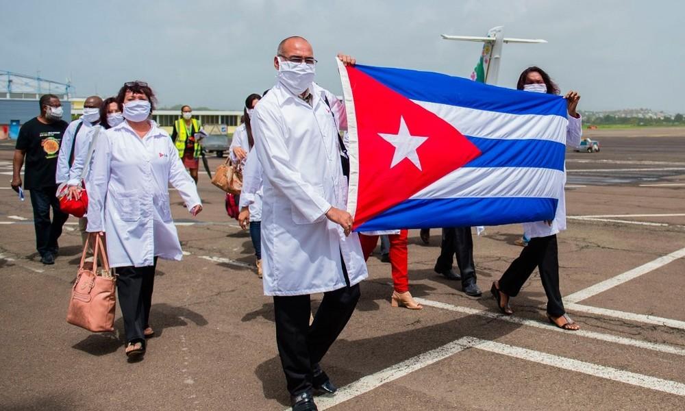 Panama: Kubanische Ärztebrigade soll helfen im Kampf gegen COVID-19