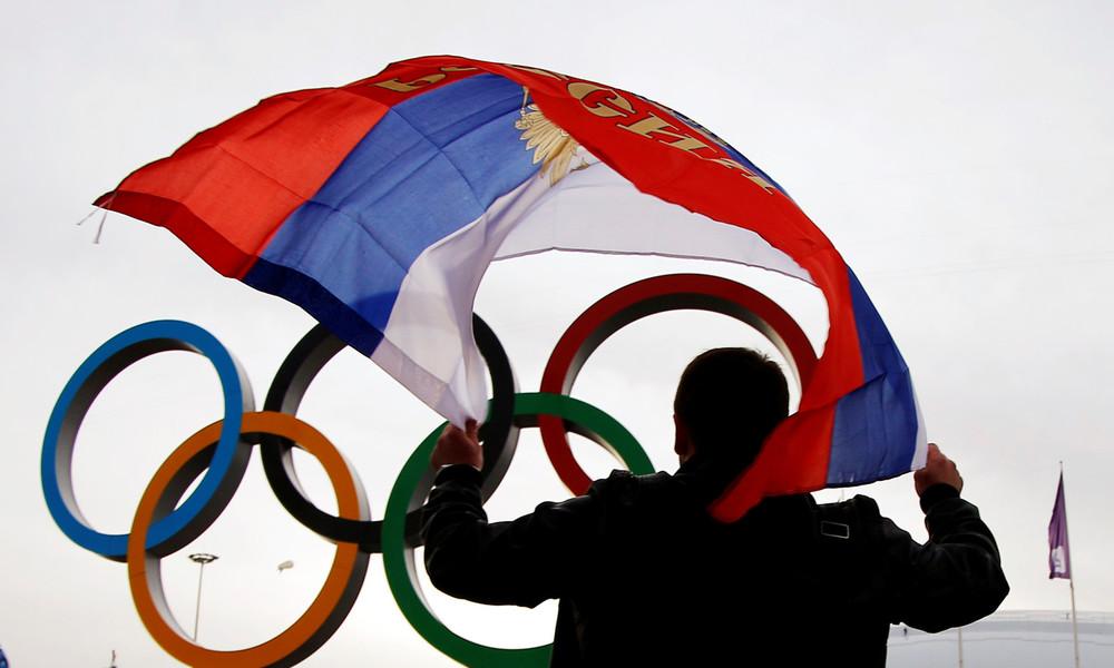 Zweijährige Olympia-Sperre für Russland