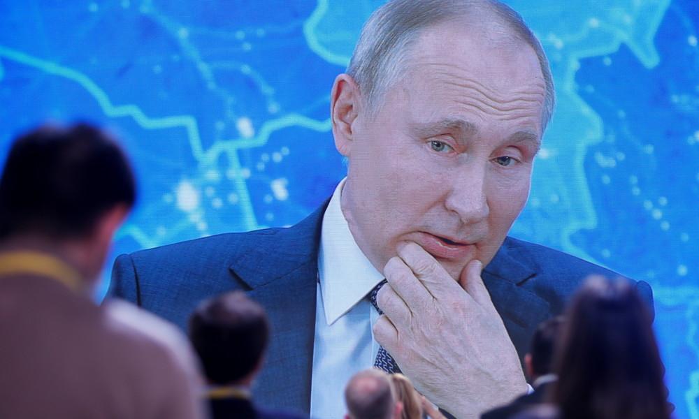 Putin: Nicht Russland trägt Verantwortung für Verschlechterung der Beziehungen zum Westen