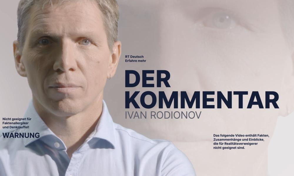 Wenn Staatsfunk gegen Staatssender schimpft: ARD attackiert RT DE und blamiert sich