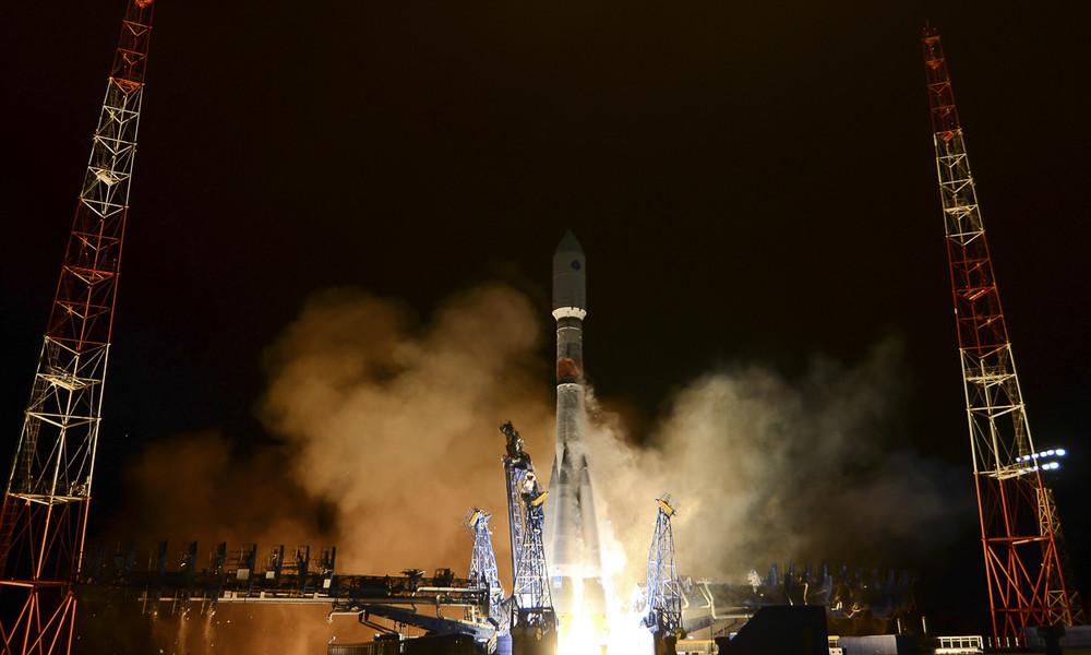 LIVE: Sojus-Rakete bringt weitere 36 OneWeb-Satelliten ins Weltall