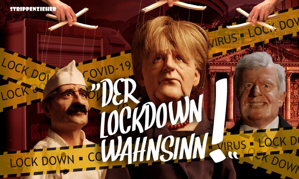 Lockdown | Sieht so eine moderne Diktatur aus? | Strippenzieher