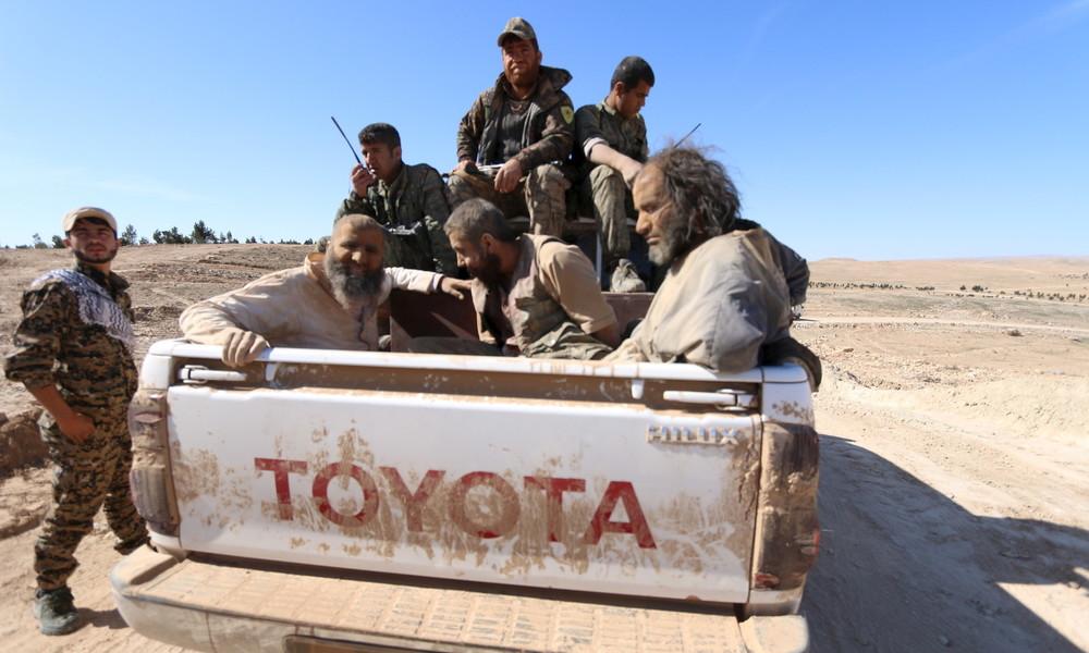 Trotz Vertuschung häufen sich Beweise: Terroristen in Syrien von westlichen Regierungen gesponsert