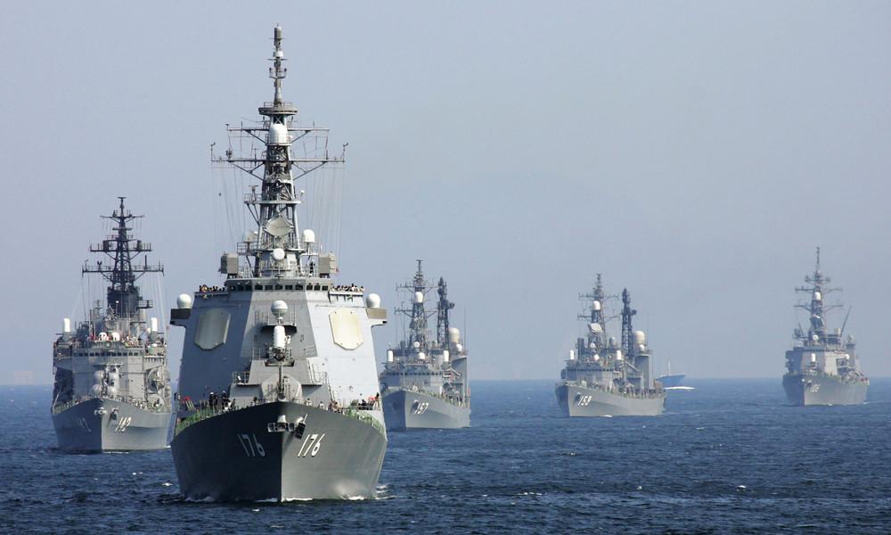 Japan baut zwei neue Aegis-Raketenabwehrschiffe als Alternative zum landgestützten System